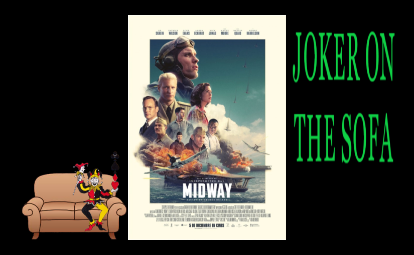 Midway: It's A Hard Movie to Make