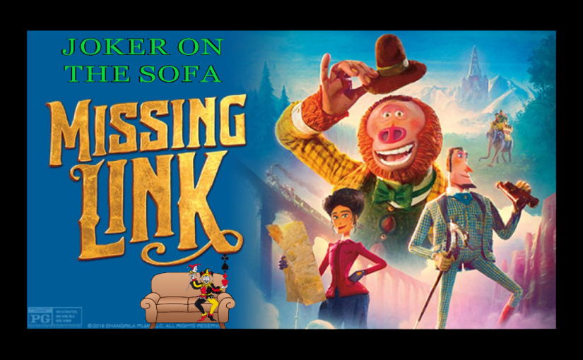 Oscar Review – Missing Link