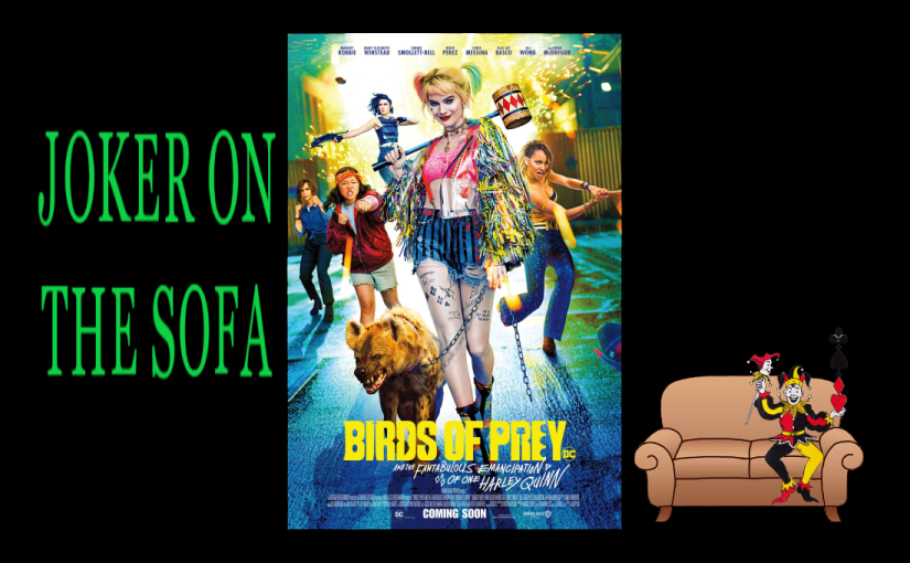 Birds of Prey (And The Fantabulous Emancipation of One Harley Quinn) – Suicide Squad Done Right