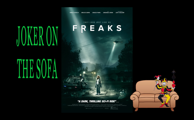 Netflix Review – Freaks (2018): Parenting in a BrokenWorld