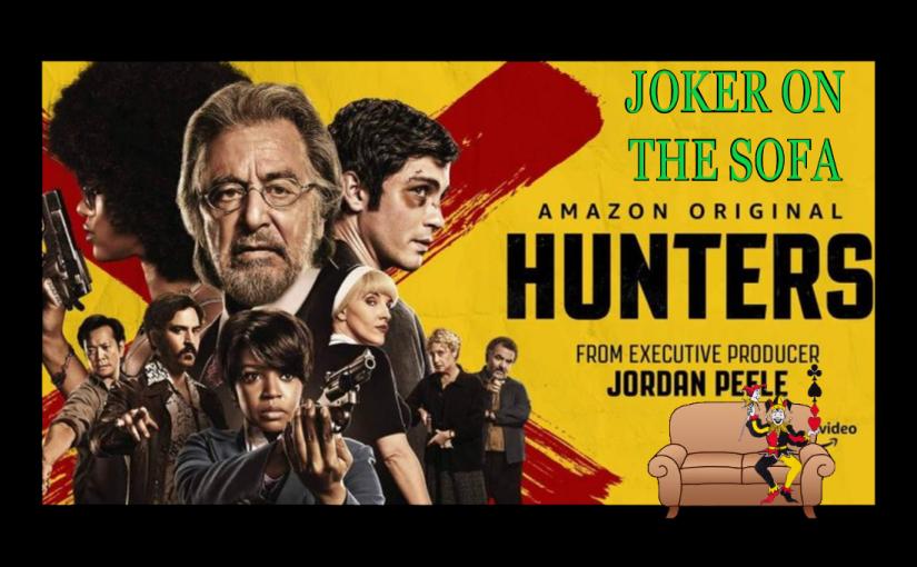Amazon Prime Mini-Review – Hunters: Nazi Punks F*ckOff