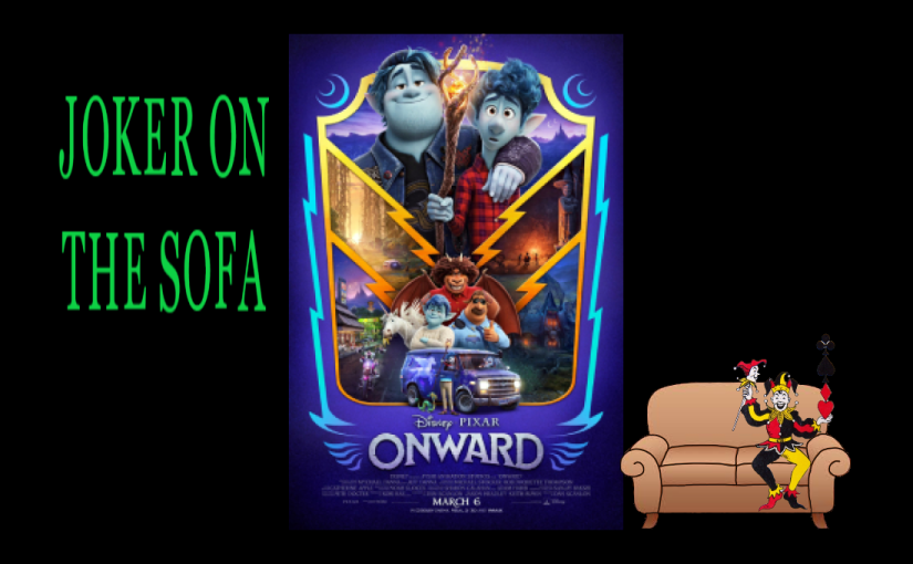 Pixar's Onward: The Quest for Emotional Clarity