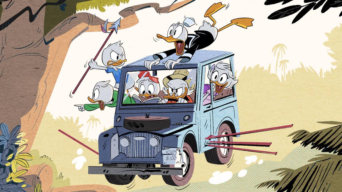 DuckTales - 1Cast
