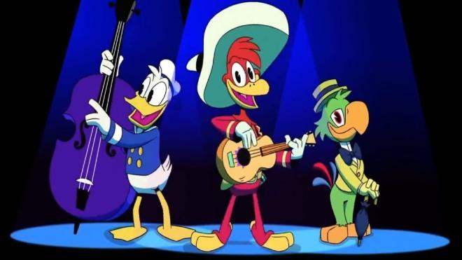DuckTales - 5Caballeros