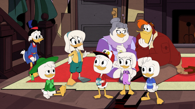 DuckTales - 6QuackPack