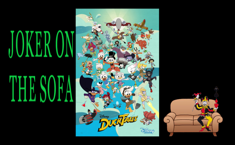Disney+ Review – Ducktales Seasons 2 and 3: How to Keep Your RebootGoing