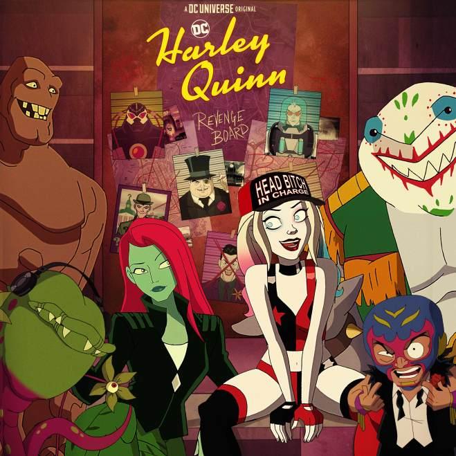 HarleyQuinn2 - 1Cast