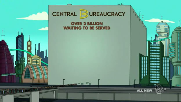 S6E6 - 2Bureaucracy
