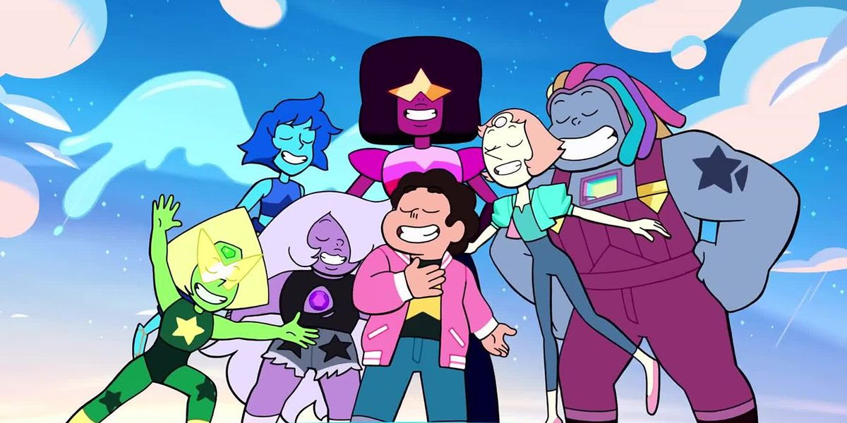 StevenUniverseFuture - 1Cast