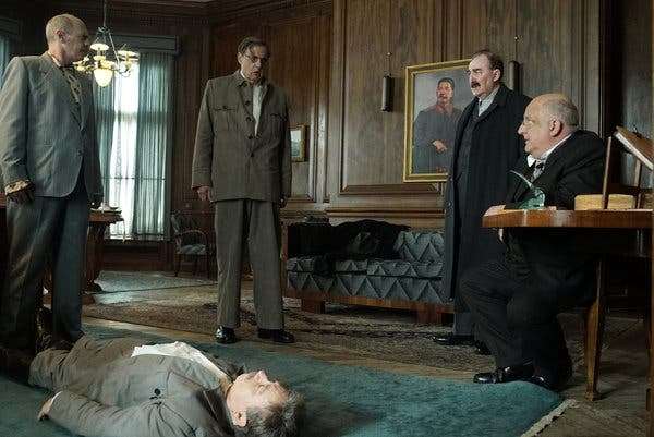 TheDeathOfStalin - 1Death