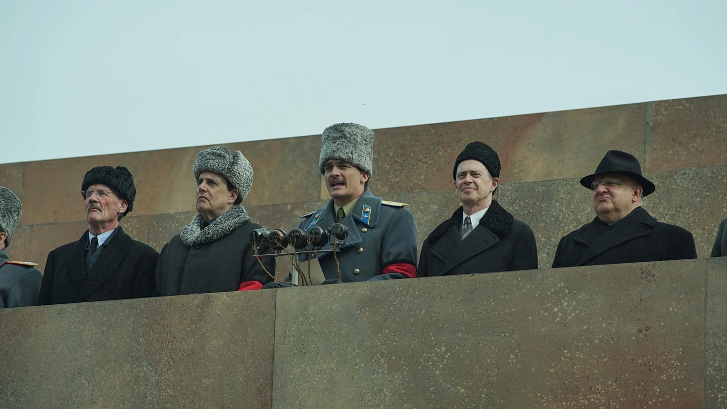 TheDeathOfStalin - 3Hats