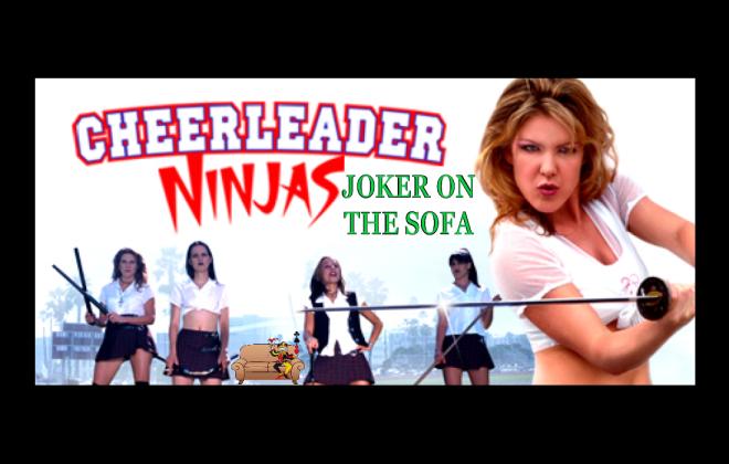 CheerleaderNinjas - Logo