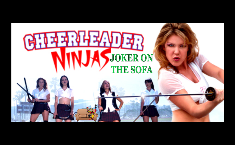 Reader Request – Cheerleader Ninjas: So It's Come To This