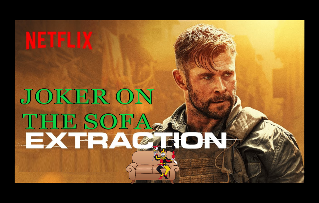 Netflix Mini Review Extraction A Stunt Spectacular The Joker On The Sofa