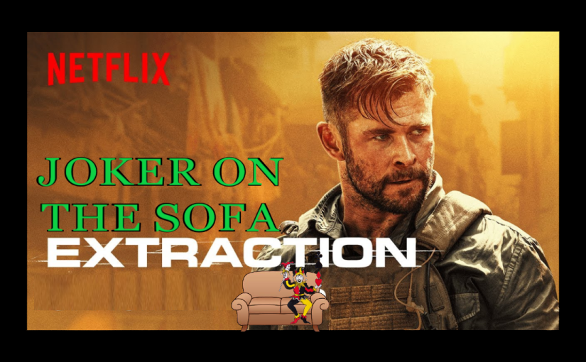 Netflix Mini-Review – Extraction: A Stunt Spectacular