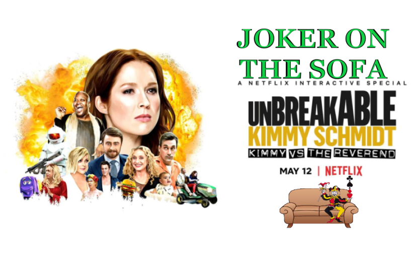 Netflix Review – The Unbreakable Kimmy Schmidt: Kimmy vs. The Reverend (Interactive Special)