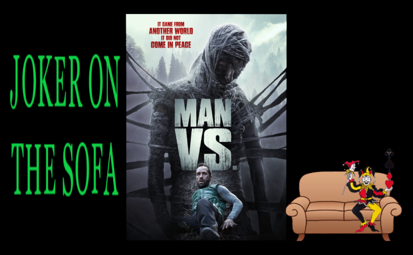 Amazon Prime Review – Man Vs.: Pretty Good, but Not Quite WildEnough