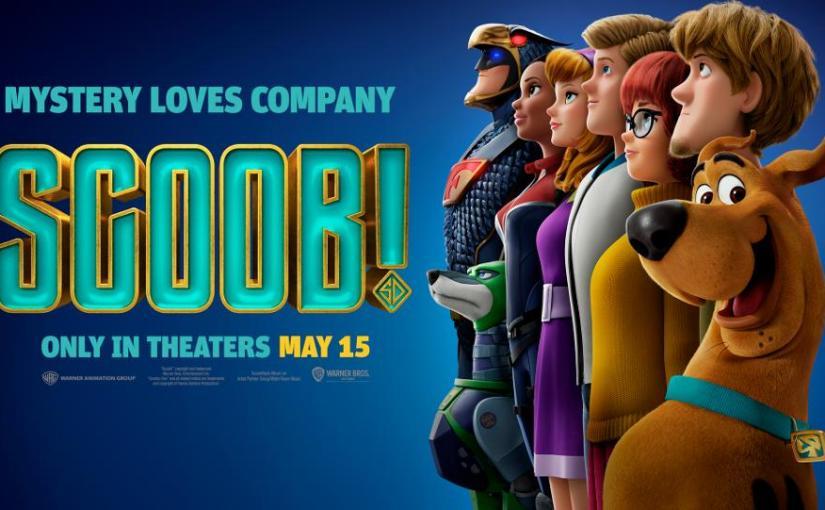 Scoob!: Like A Weird Caricature ofScooby-Doo