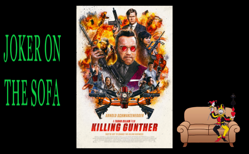 Netflix Review/Amazon Prime Review/Reader Request – Killing Gunther: It's A Real Niche Movie