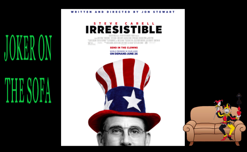 Irresistible: It's Alright, But Others Did It Better – Amazon Review