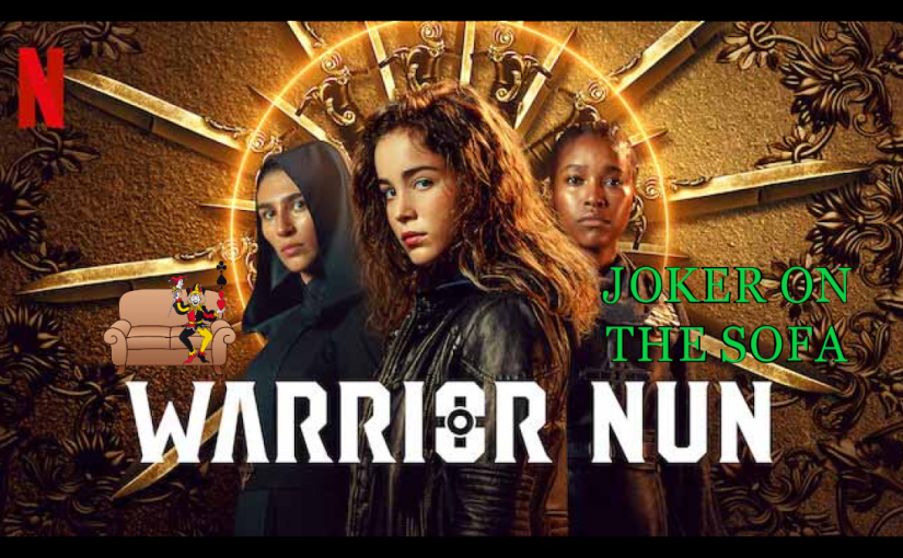 Warrior Nun: Who Doesn't Love a Demon-Fighting Teenage Nun? – Netflix Review