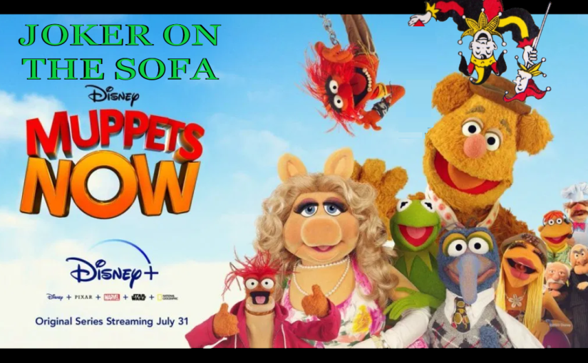 Muppets Now: Slow Start, but a Lot of Promise – Disney+ Review