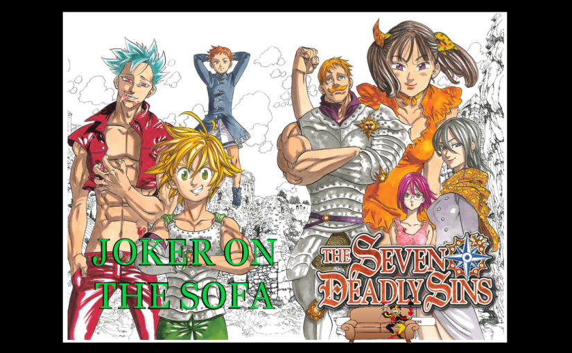 Seven Deadly Sins/Nanatsu no Taizai (Seasons 1-4): A Little Formulaic at Times, but Still Fun – Netflix Anime Mini-Review