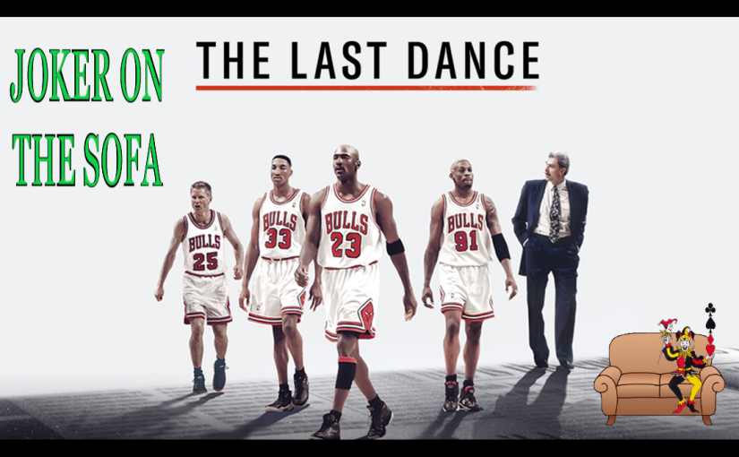 The Last Dance: This is my (NBA) Jam – Netflix Review