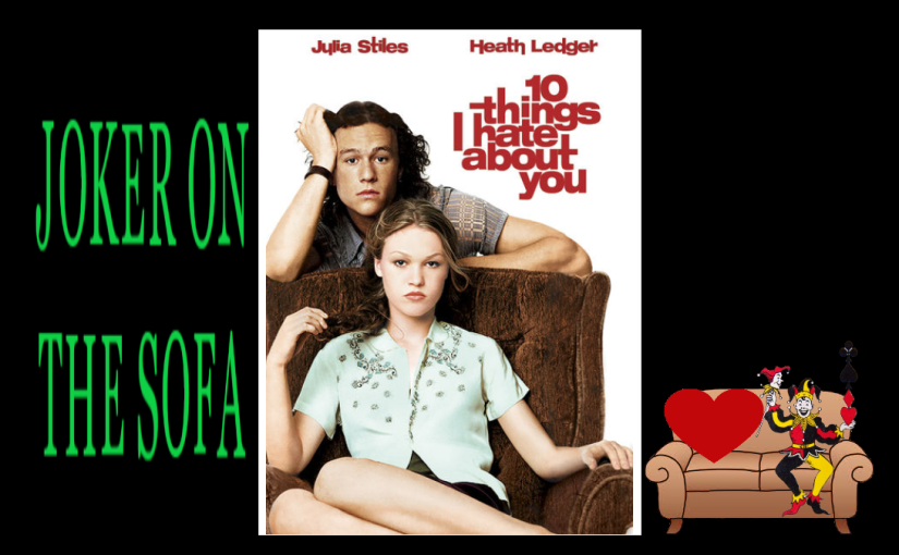 10 Things I Hate About You: Kiss Me, Heath – Disney +/Hulu Review (Day 4)