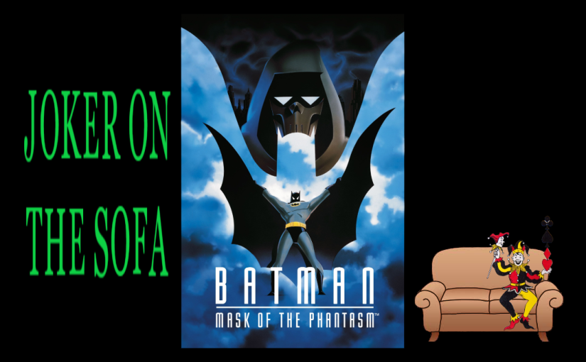 Batman: Mask of the Phantasm: An Overlooked Classic – Netflix Review (Day 29)