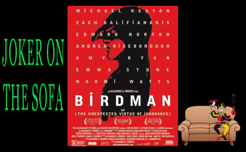 Birdman: The Unexpected Virtue of Ambiguity – Amazon Review (Day 9)