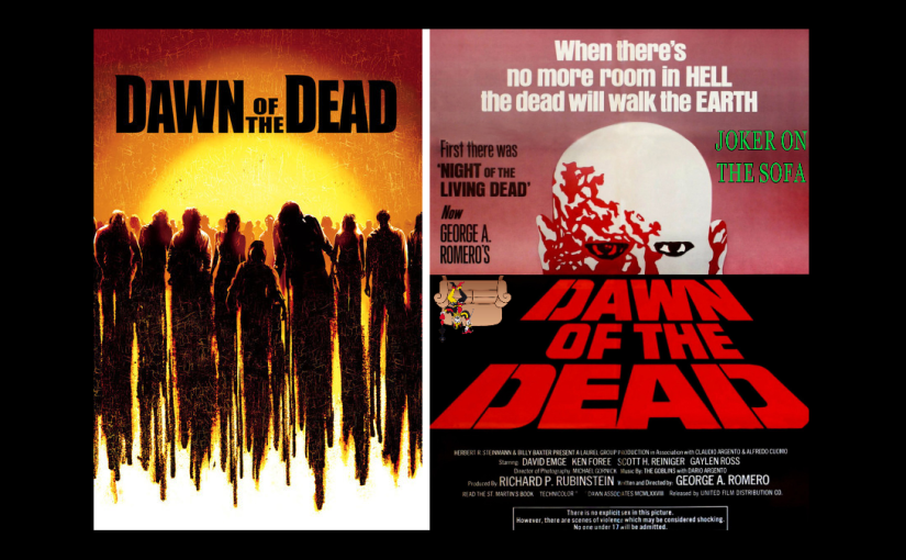 Dawn of the Dead (1978/2004): Consumerism Is Death, or Something – Peacock Review (Day 14)