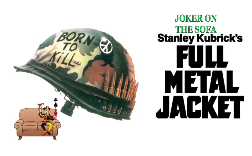 Full Metal Jacket: Stanley Kubrick Goes To War – Amazon Review (Day 30)