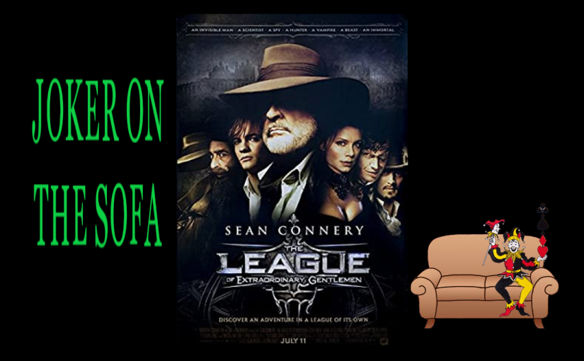 The League of Extraordinary Gentlemen: How Do You Screw This Up? – Rental Review (Day10)