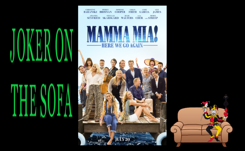 Mamma Mia! Here We Go Again: I Took a Chance on It and It was Super, Trouper – Amazon Review (Day 25)