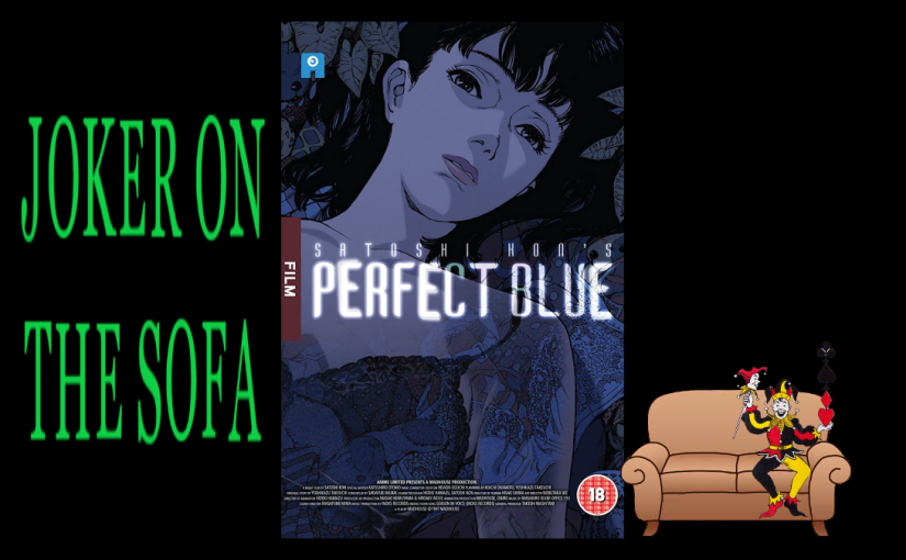 Perfect Blue: The Face in the Mirror Might Not Be You – Amazon Review (Day 28)