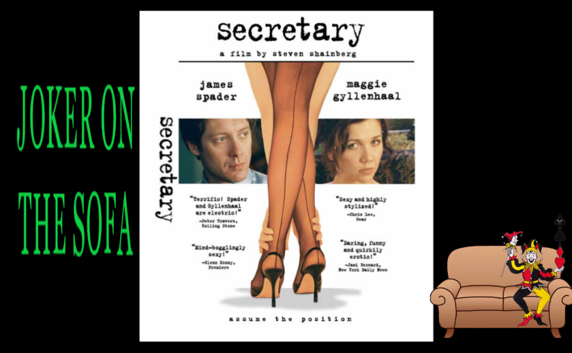 Secretary: A Movie You Should Never Watch with Your Parents – Peacock Review (Day 5)
