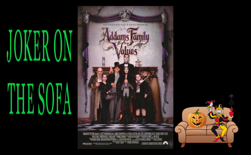 Addams Family Values: The Creepiest Family in Film Returns – 13 Reviews of Halloween/Amazon Prime Review