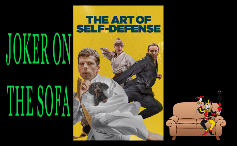 The Art of Self Defense: The Marketplace of Fear – Hulu Review