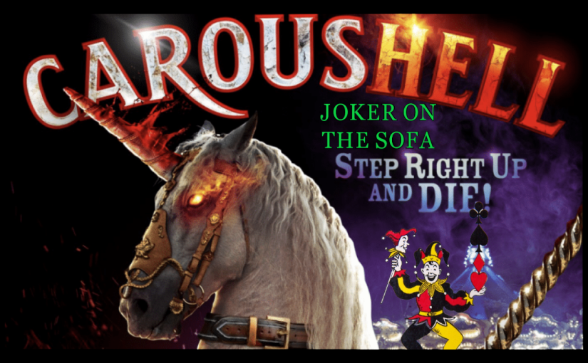 CarousHell: It's a Murdering Unicorn and it's Pretty Fun – Amazon PrimeReview