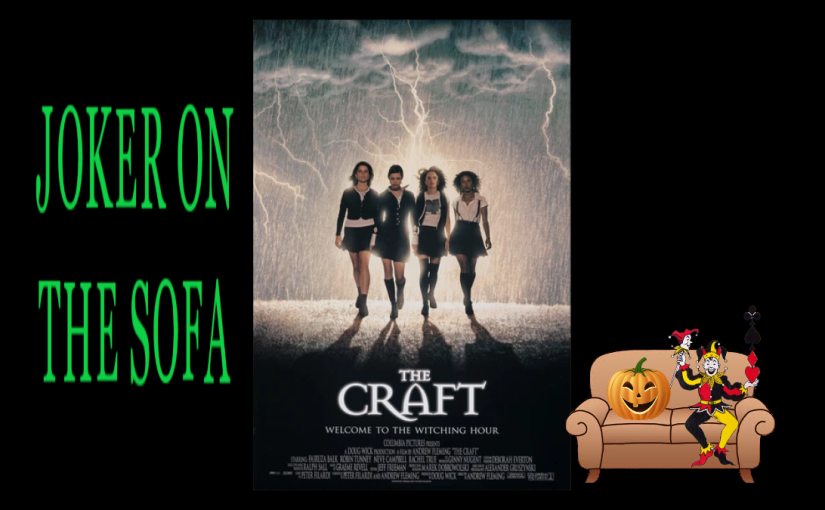 The Craft: Witches Be Crazy – Amazon Review / 13 Reviews of Halloween