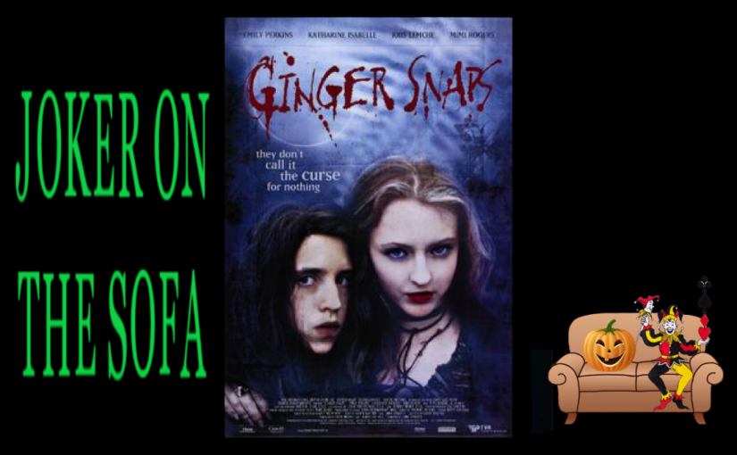 Ginger Snaps: The Only Metaphor for Womanhood Men Might Understand – Shudder Review / 13 Reviews of Halloween