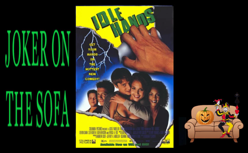 Idle Hands: Not Quite the Devil's Work – Amazon Review / 13 Reviews of Halloween