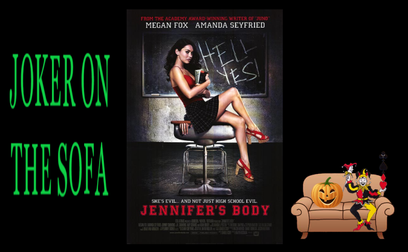 Jennifer's Body: Diablo Cody Wrote This – 13 Reviews of Halloween