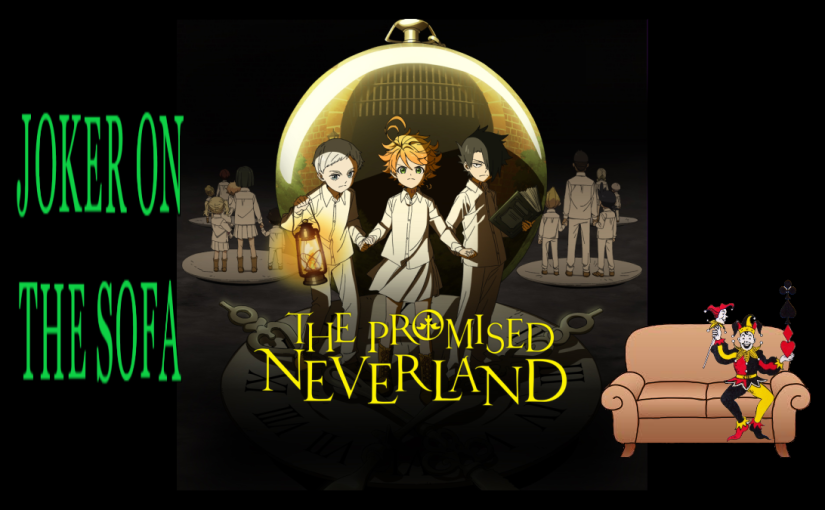 The Promised Neverland: A Horrifying Premise, a Fantastic Follow-Through – Netflix AnimeReview