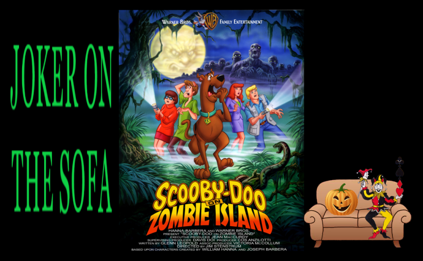 Scooby-Doo on Zombie Island: Savior of the Franchise – Netflix Review / 13 Reviews of Halloween