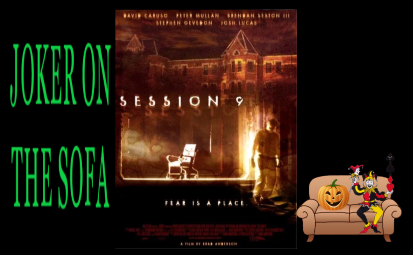 Session 9: Let's Go Crazy – Netflix Review / 13 Reviews of Halloween