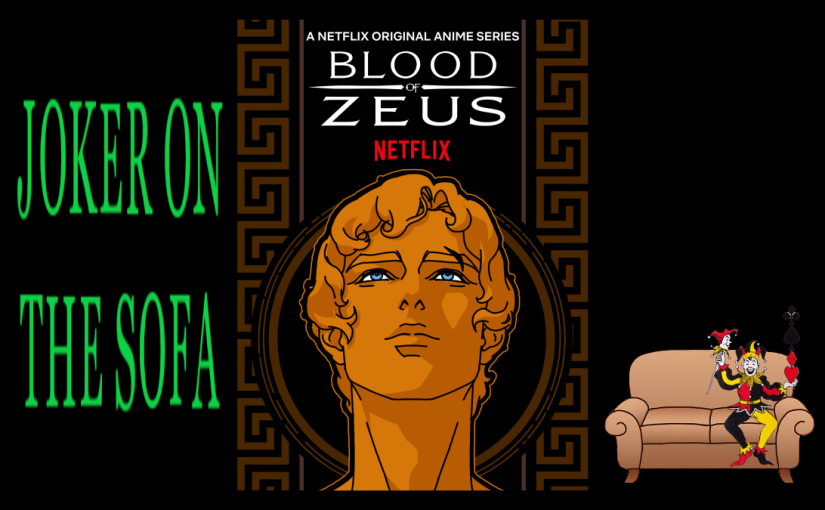 Blood of Zeus: It's Clash of the Titans Animated and That's Not Bad – Netflix Review