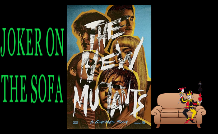 The New Mutants: The Fault was Not in the Stars – Amazon Review