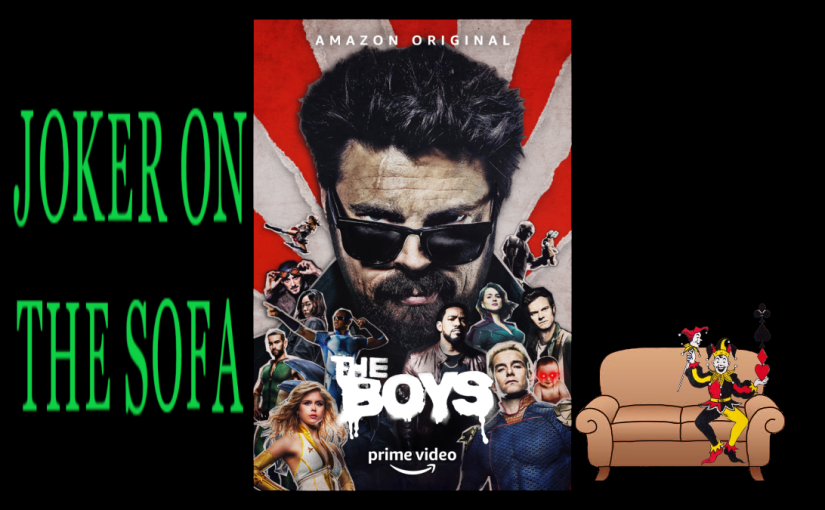 The Boys (Season 2): No Subtlety, All Awesome – Amazon PrimeReview